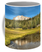Mt Lassen Reflections Coffee Mug