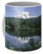 Mt. Ranier Reflection Coffee Mug