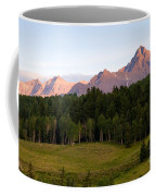 Mt. Sneffles Coffee Mug