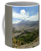Mt St Helens 3 Coffee Mug