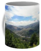 Mt St Helens Coffee Mug