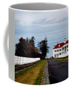 Mt. Vernon'esque In Wa Coffee Mug