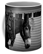 Mule - Tied Up For A While Coffee Mug