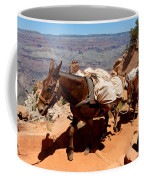 Mule Train Coffee Mug