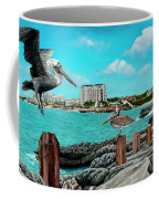 Mullet Bay Coffee Mug