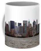 Multi Color Nyc Buildings Coffee Mug