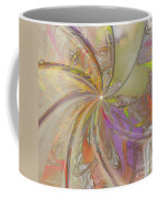 Multi Colored Pinwheel Coffee Mug