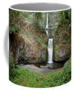 Multnomah Falls - Wide View Coffee Mug