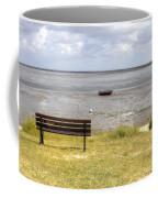 Munkmarsch - Sylt Coffee Mug by Joana Kruse