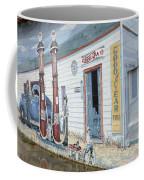 Mural Art At Consul 2 Coffee Mug