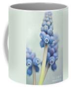Muscari Coffee Mug by Priska Wettstein