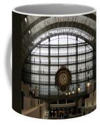 Musee D'orsay's Clock Coffee Mug