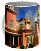 Museum In Silver City Nm Coffee Mug