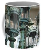 Museum Lights Coffee Mug