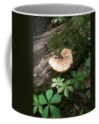 Mushroom Heart Forest Coffee Mug