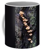 Mushroom Parade Coffee Mug