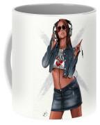 Music Is My Hot Hot Sex Coffee Mug