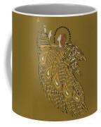 Musical Angel Coffee Mug