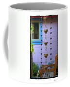 Musical Rain Gutters Coffee Mug