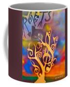 Musical Roots Coffee Mug