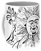 Musical Sunrise Coffee Mug