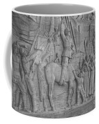 Mussolini, Haut-relief Coffee Mug by Photo Researchers