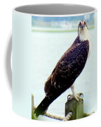 My Feathered Friend Coffee Mug