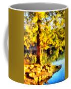 My Golden Tree Coffee Mug