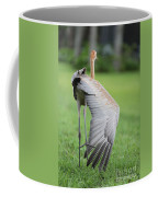 My Wing Is As Long As My Leg Coffee Mug