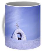 Mykonos Chapel Detail Coffee Mug