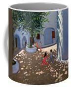 Mykonos Monastery Coffee Mug
