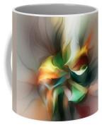 Mysterious Bloom Coffee Mug
