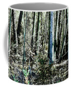 Mystery Forest Coffee Mug by Olivier Le Queinec