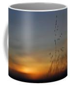 Mystical Calm Sunset Coffee Mug