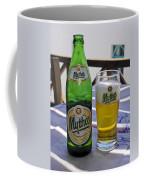 Mythos Beer Coffee Mug