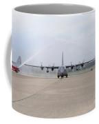 N Air Force C-130e Hercules Coffee Mug