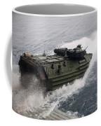 N Amphibious Assault Vehicle Departs Coffee Mug