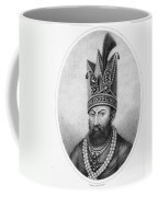 Nadir Shah (1688-1747) Coffee Mug