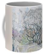 Nantucket Roof -tops  Coffee Mug
