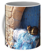 Nap After The Meal Coffee Mug