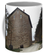 Narrow Dirt Road Coffee Mug