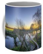 Narrow Iron Bridge Coffee Mug