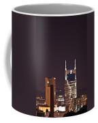 Nashville Cityscape 6 Coffee Mug