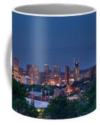 Nashville Cityscape 7 Coffee Mug