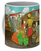 Nassau Fruit Boat Coffee Mug