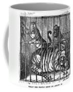 Nast: Tweed Cartoon, 1871 Coffee Mug