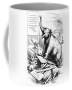 Nast: Tweed Cartoon, 1875 Coffee Mug