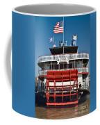 Natchez Riverboat Coffee Mug