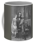 Nathaniel Hawthorne, American Author Coffee Mug