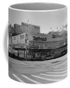 Nathan's Original In Black And White Coffee Mug